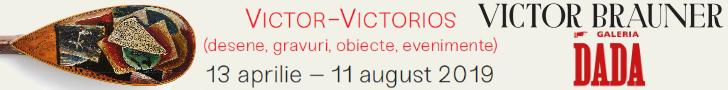 "Expoziția Victor Brauner: ""Victor – Victorios (desene, gravuri, obiecte, evenimente)"" - Galeria DADA"
