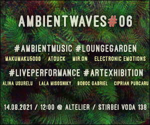 Ambientwaves#06 w. Soundsphere Crew @ ALTelier